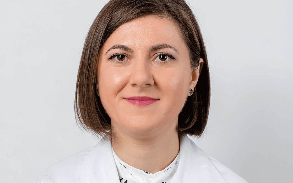 Dr. Elena Cocirta