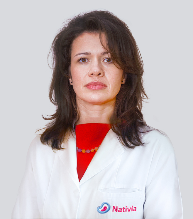medic-Dr. Oana Steriade