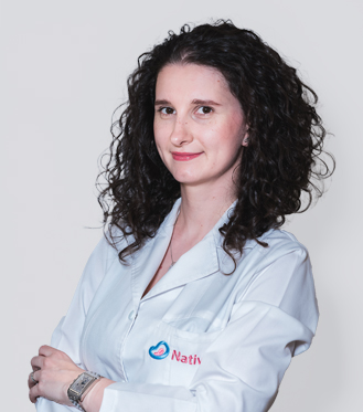 medic-Conf. Dr. Iulia Burcea